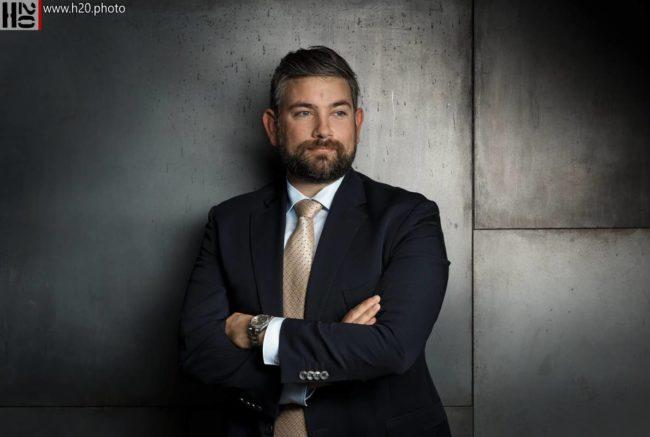 Üzleti Portré Fotózás - Business Portré